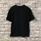 WTAPS ダブルタップス 【サイズ2】 w)taps ロゴ Tシャツ カットソー 半袖 ブラック Tee