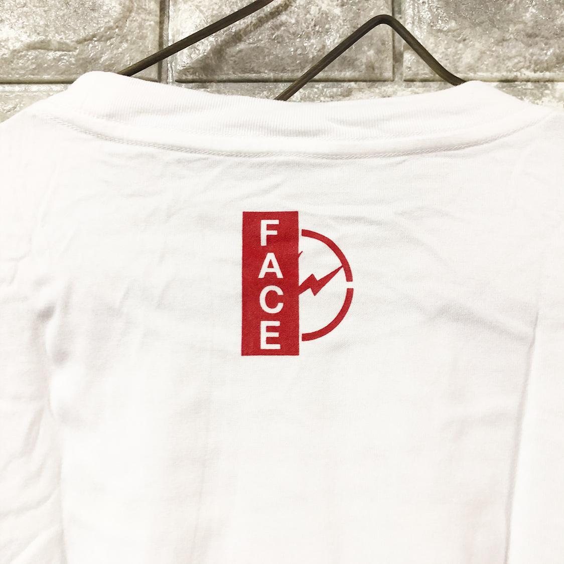 新品 FACETASM ファセッタズム × FRAGMENT THE CONVENI フラグメント ザ・コンビニ 【Lサイズ】 Tシャツ 半袖 藤原ヒロシ ペットボトル