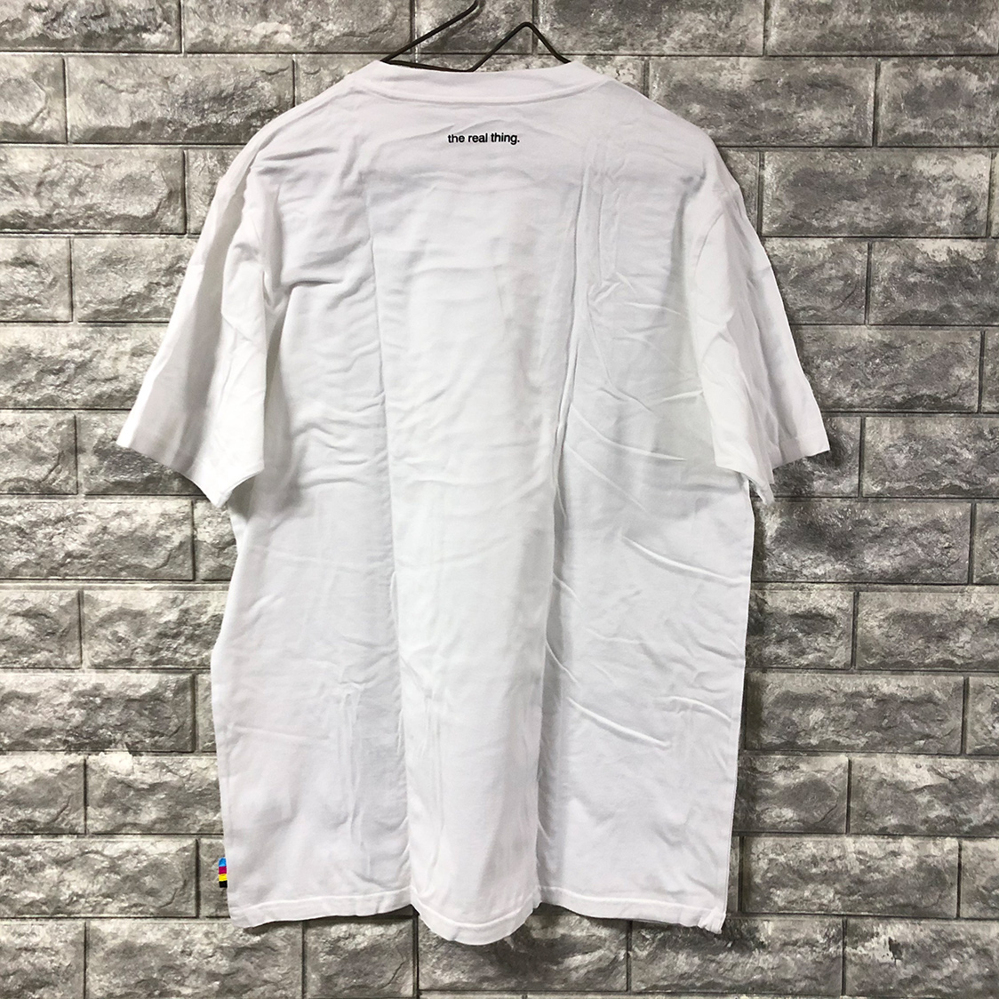 新品 FACETASM ファセッタズム × FRAGMENT THE CONVENI フラグメント ザ・コンビニ 【Lサイズ】 Tシャツ 半袖 藤原ヒロシ