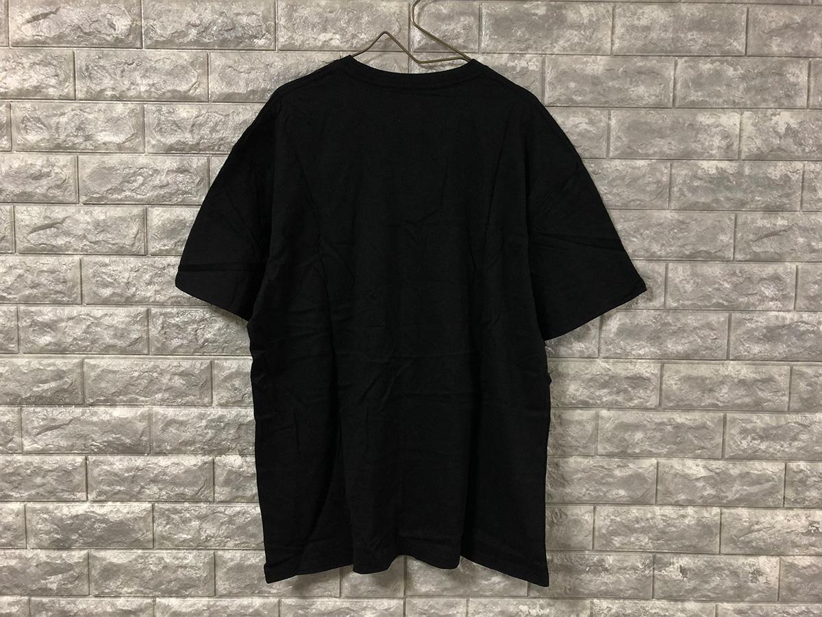 新品 MINT CREW ミントクルー Tシャツ カットソー ブラック XL