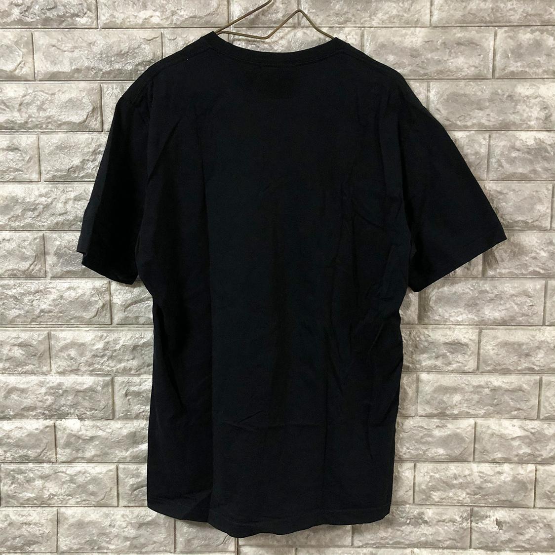 UNDERCOVER アンダーカバー 【XLサイズ】 目隠し ベアー Tシャツ カットソー ブラック 半袖
