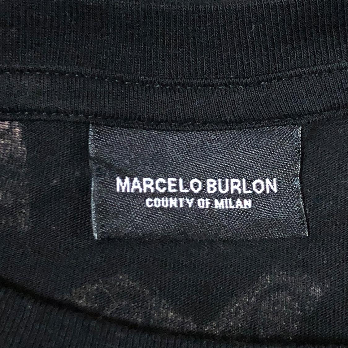 Marcelo Burlon マルセロバーロン 【XSサイズ】 オクトパス Tシャツ マルセロブロン ヒョウモンダコ タコ