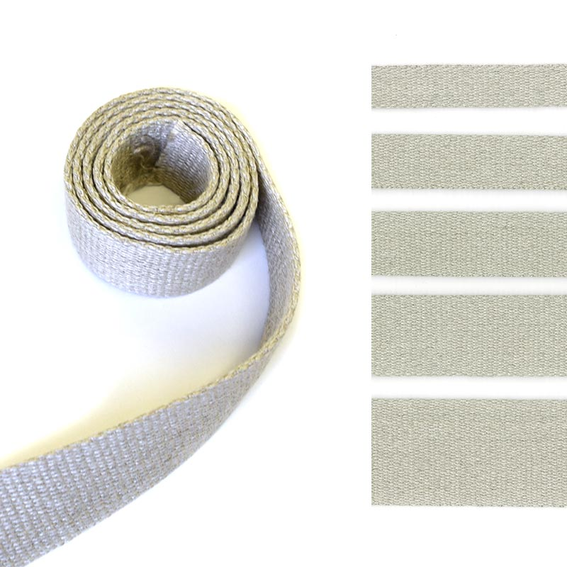 リネン厚口ソフトテープ(3cm幅)