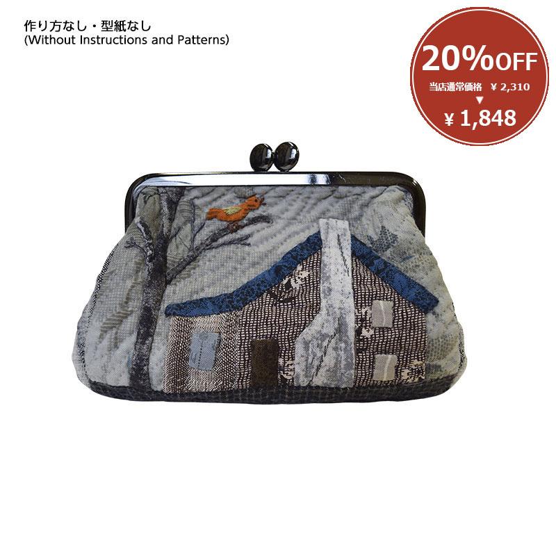 冬の鳥(作り方なし)斉藤謠子のハウス大好き