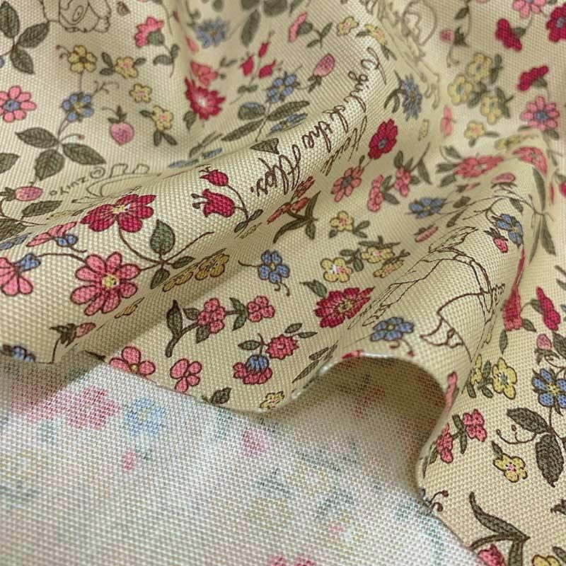 web20210325-02 【アルプスの少女ハイジ】Flower Garden 10cm