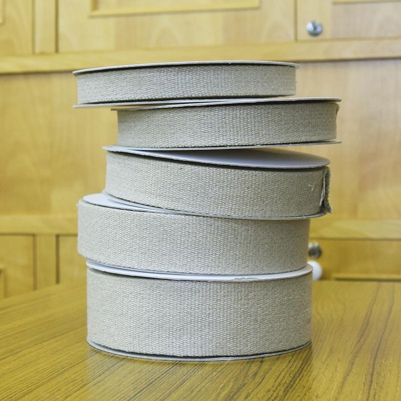 リネン厚口ソフトテープ(5cm幅)