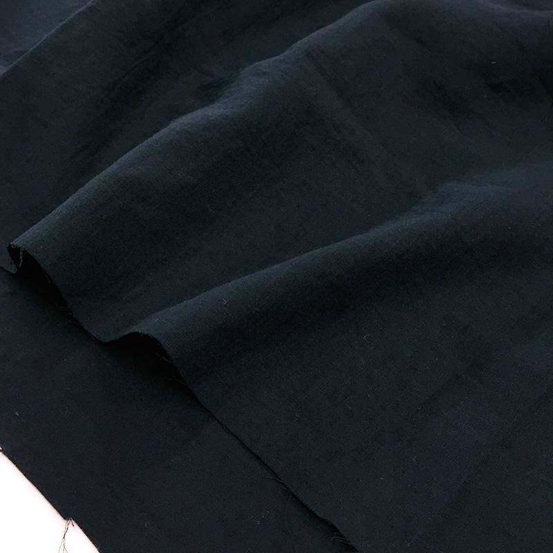 ラウンドネックのチュニックb(半袖)(作り方なし)斉藤謠子のいつも心地のよい服とバッグ掲載