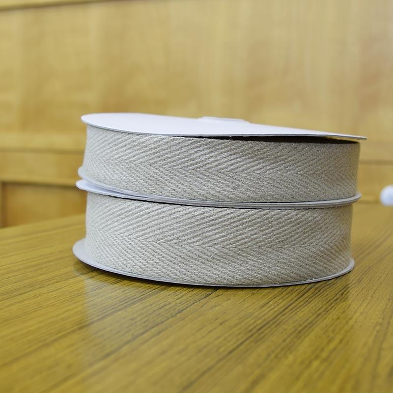 リネン杉綾織ソフトテープ(3cm幅)