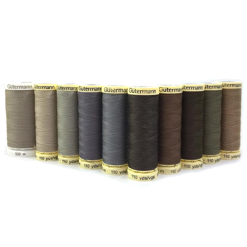 ハウスのミステリーキルトおすすめ糸10色セット