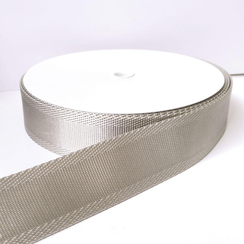 ナイロンテープ 3.8cm幅(BT-431) アイスベージュ