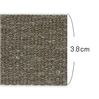 リネン混バーバリーテープ(3.8cm幅)