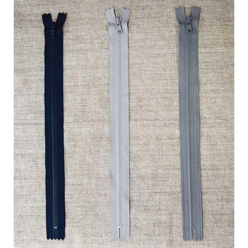 プラスチックファスナー細/30cm