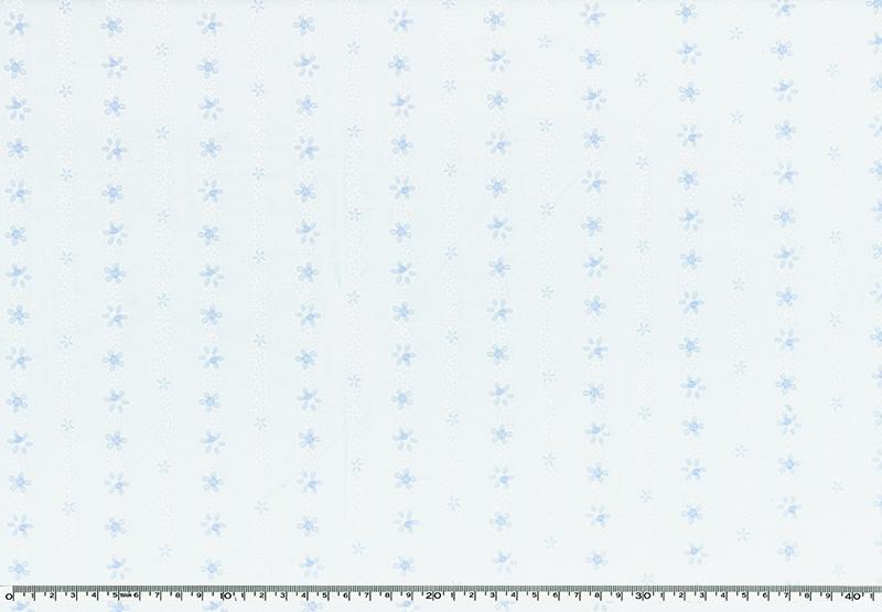 web20210414-01 夏マスクにもおすすめフラワーストライプ 10cm(プレゼント付き)