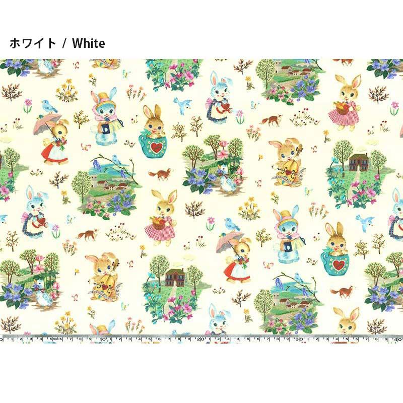 web20201112-01 デジタルプリントラビットガーデン 10cm(プレゼント付き)