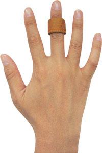 レザー指ぬき