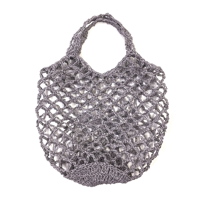 【50%OFF】コード糸H.T.F (ハイタッチファミリー)でつくるネットバッグ