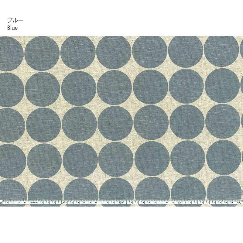 web20200304-01 水玉リネンの布 10cm