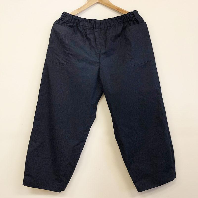 サイドポケットパンツ 色違い(作り方なし)すてきにハンドメイド2020年6月号掲載