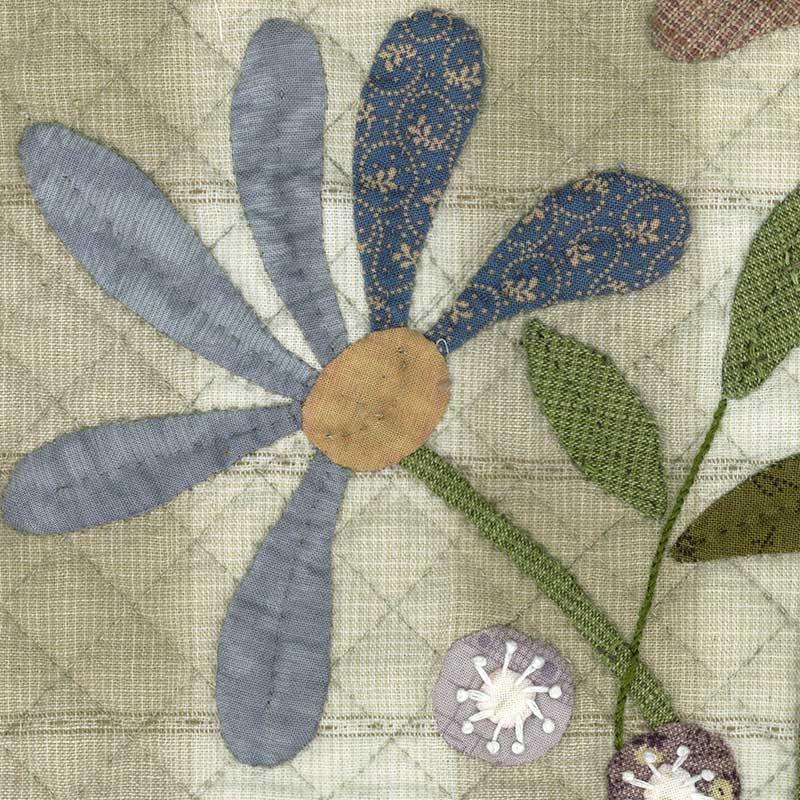 花と鳥のタペストリー*