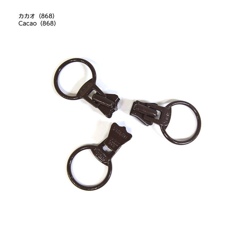フリースタイルファスナー スライダー リングタイプ(3ケ入り)