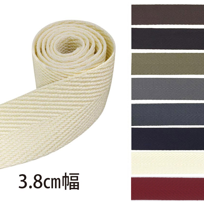 杉綾織ソフトテープ(3.8cm幅)