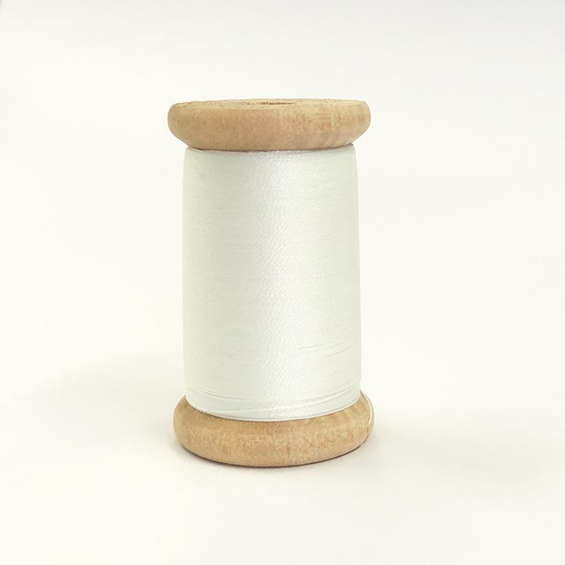 マスクにおすすめ手縫い糸 真っ白
