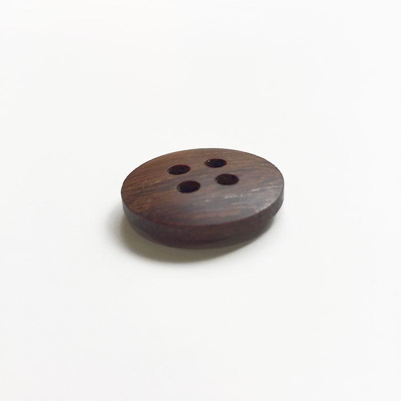 木工ボタン 4つ穴