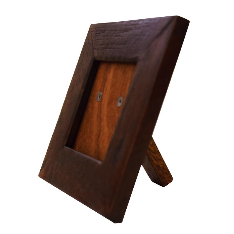 6.5cm足つき木工フレーム