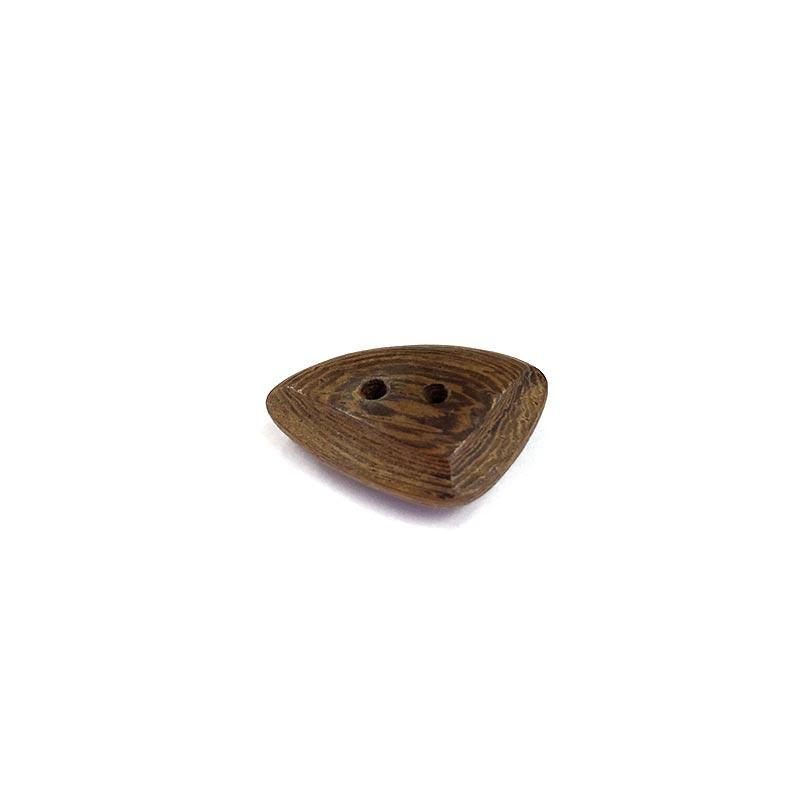 木工ボタン 三角
