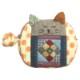おやすみ猫のポーチ*