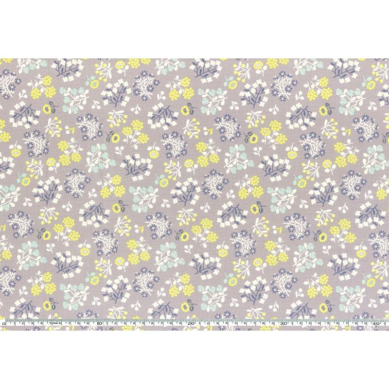 草花のタペストリーおすすめ裏布(1mカット)