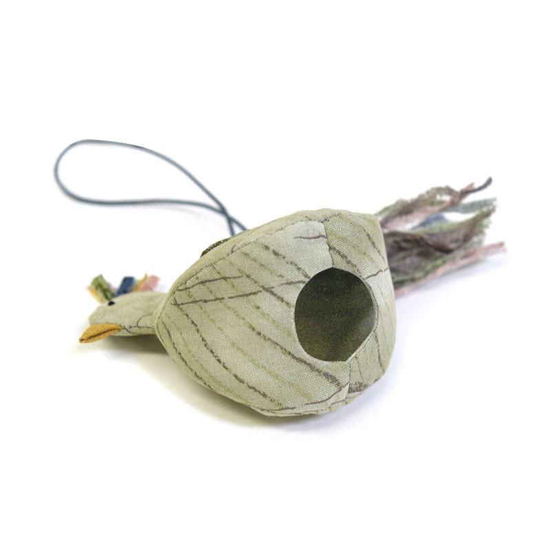 レジ袋入れ 鳥・紙風船(A・B)(作り方なし)斉藤謠子の いま作りたいシンプルな服とかわいい小物掲載