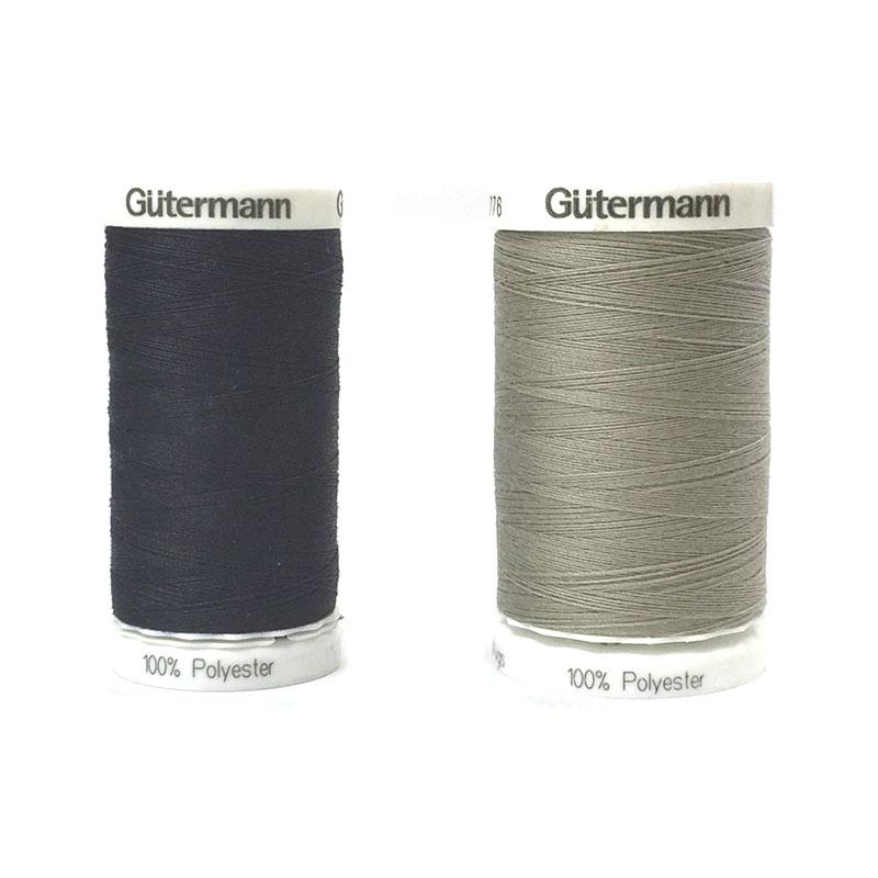 大人のシンプルワンピースおすすめ糸 (大500m)