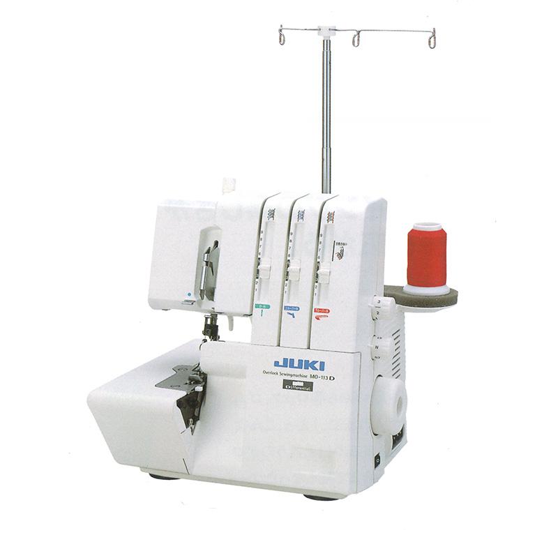 JUKIロックミシン MO-113D(1本針3本糸)(送料込)