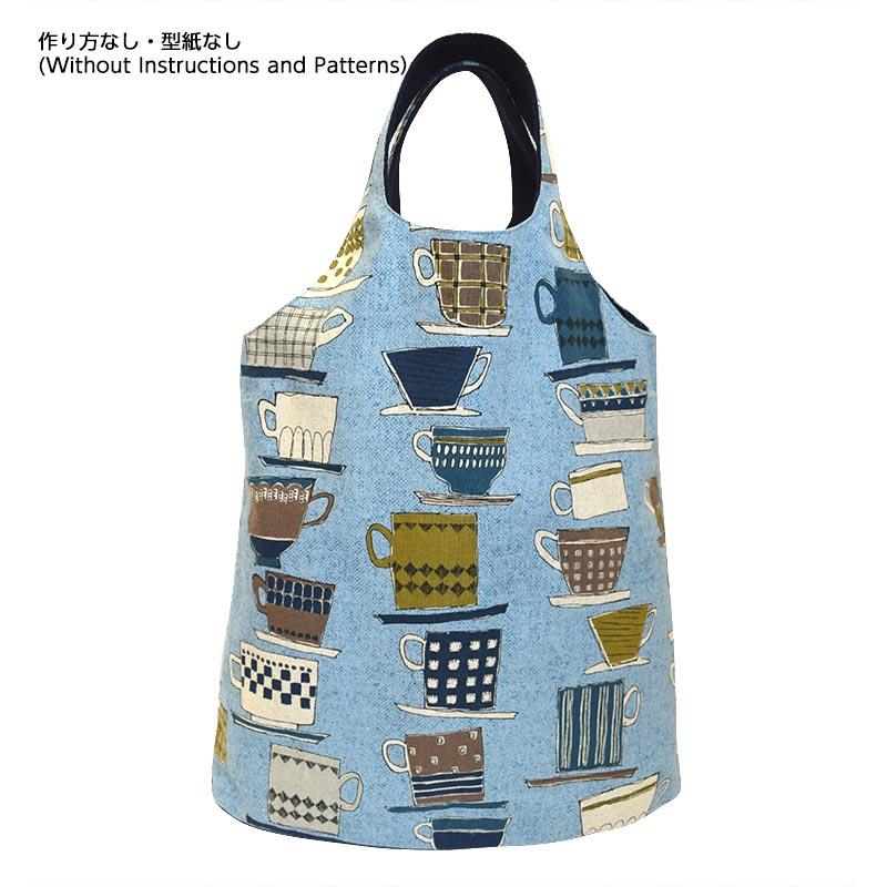 ワンマイルバッグ a(作り方なし)斉藤謠子の いま作りたいシンプルな服とかわいい小物掲載