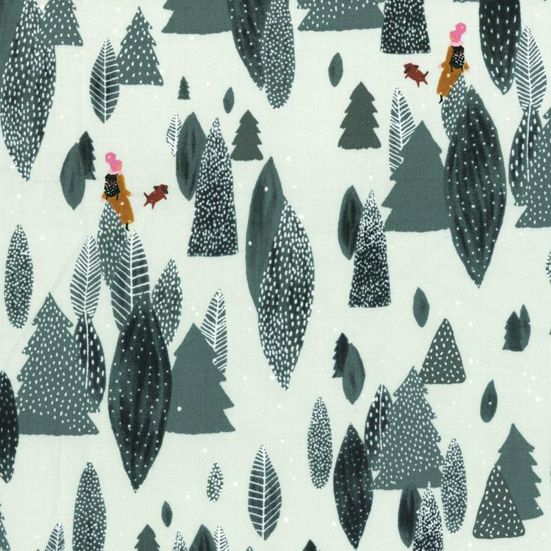 web20191010-01 雪の中でお散歩 ミニカット