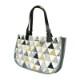 トライアングルピースのバッグ(作り方なし)私たちが好きなキルトのバッグとポーチ