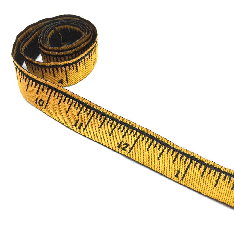 メジャー柄テープ 15mm幅