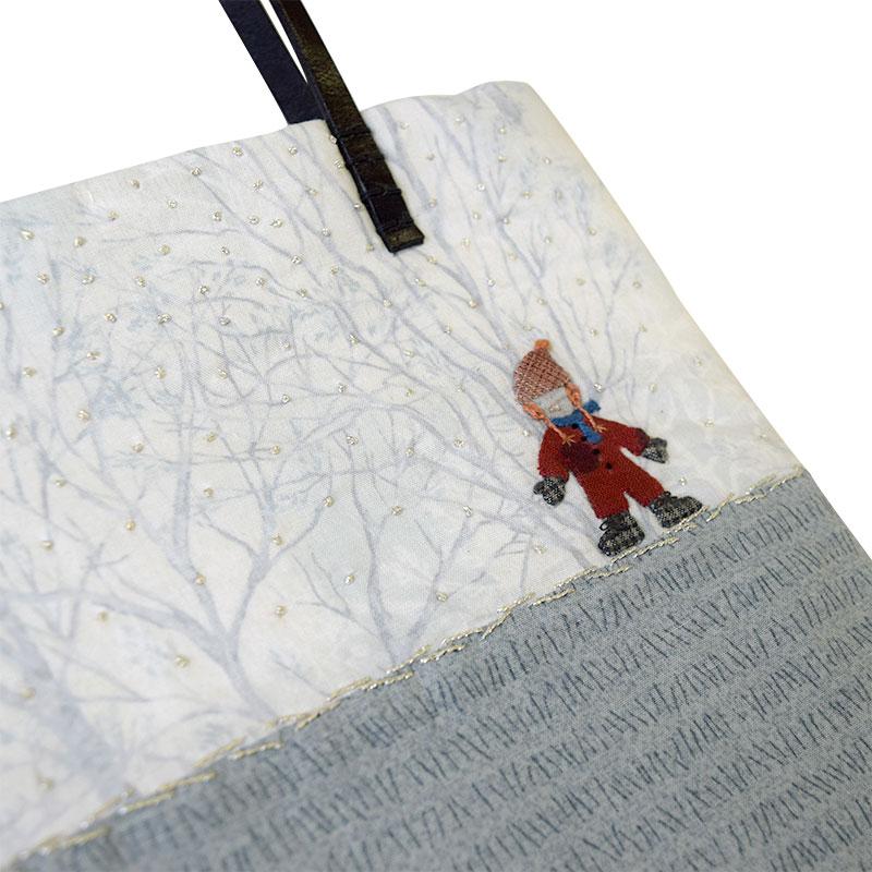 ラップランドのバッグ(作り方・型紙付き)