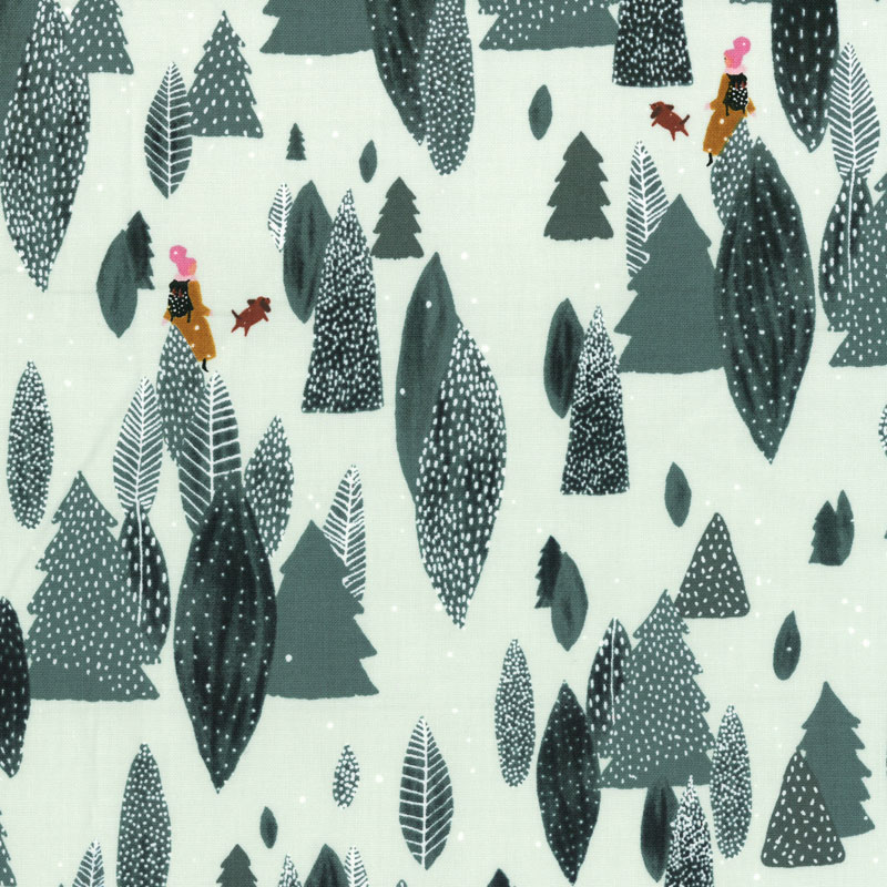 web20191010-01 雪の中でお散歩 10cm