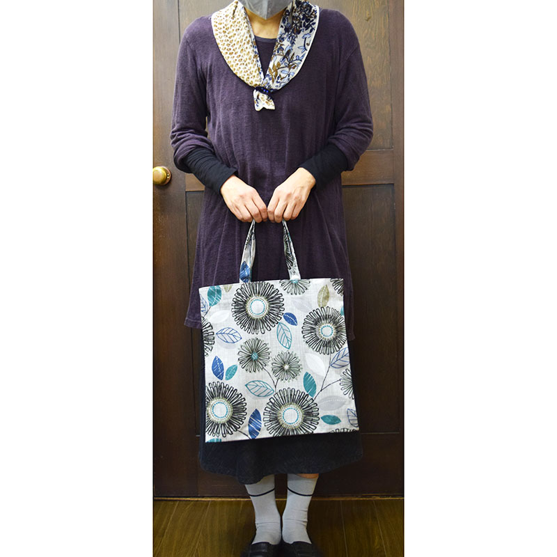 【送料無料】【完成品】オリジナル布バッグ