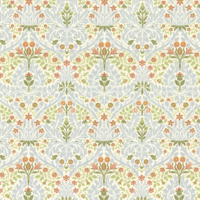 web20190606-01 ウィリアム・モリス オータムフラワー 10cm