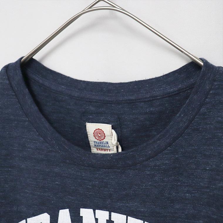 【FRANKLIN&MARSHALL】 オリジナル 長袖Tシャツ レディース TSWVA574X