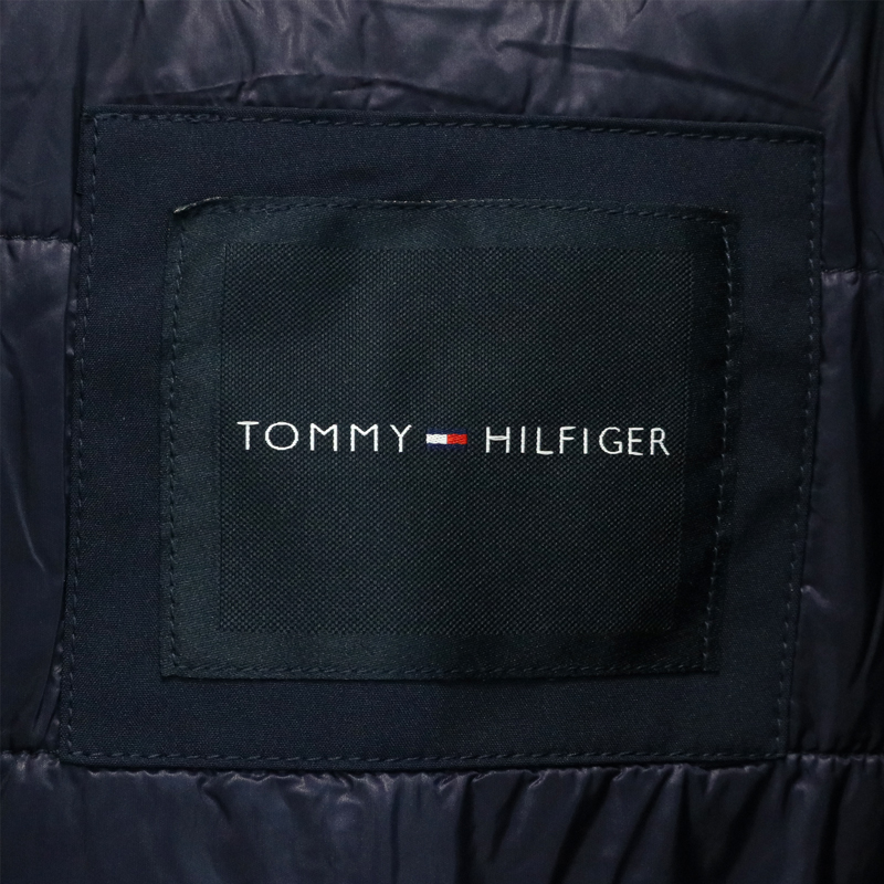 【TOMMY HILFIGER】 ボンバージャケット 158AP223
