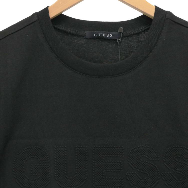 【GUESS】エンボスロゴ Tシャツ ML2K8436K