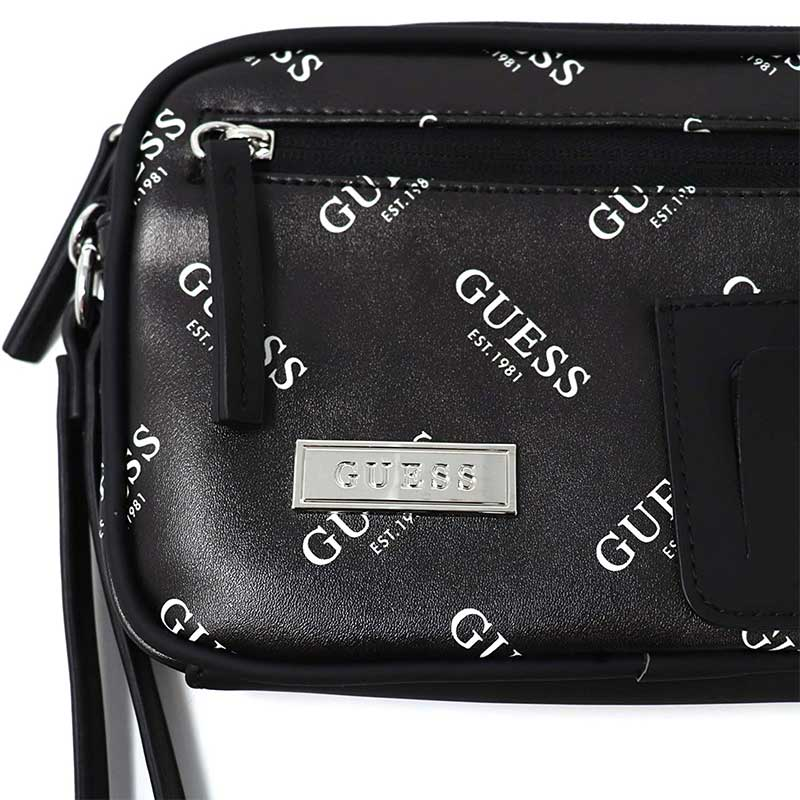 【GUESS】 総柄ポーチ SP703126