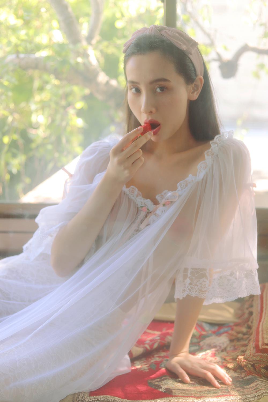 (4次入荷)(ivory) lace frill pants