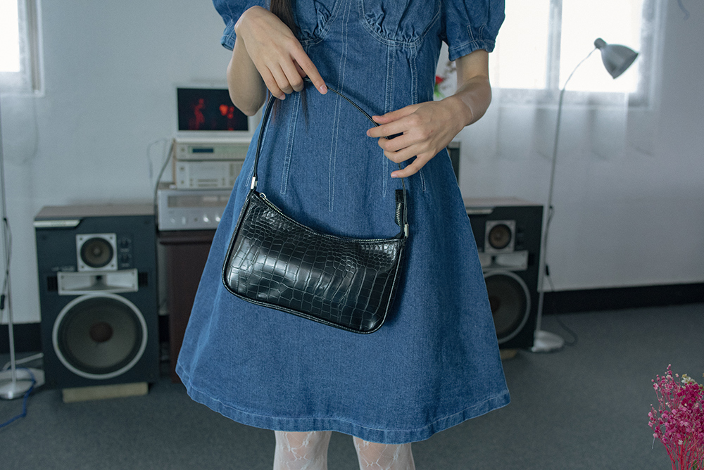 (再入荷)BLACK MINI SHOULDER BAG