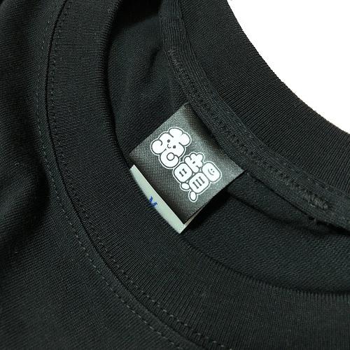 【通販限定】アオジタポップ ブルー Black(Lady's)