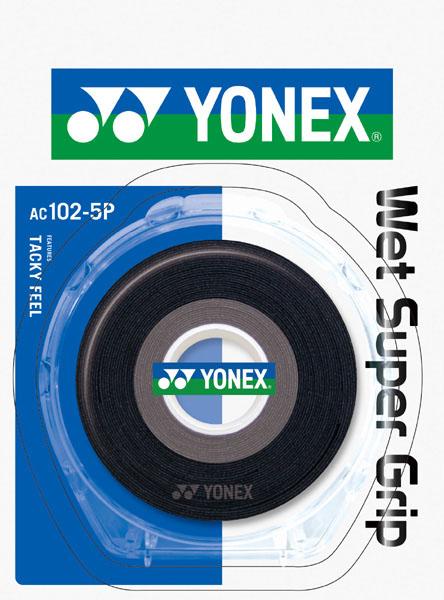 ヨネックス YNX-AC1025 ウェットスーパーグリップ詰め替え用 【硬式テニス】【軟式テニス】【ソフトテニス】【バドミントン】